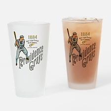 Providence Grays Drinking Glass