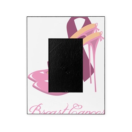 stand up against breast cancer blk picture frame by admin cp2841726. Black Bedroom Furniture Sets. Home Design Ideas