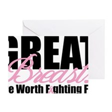 Great-Breasts Greeting Card