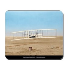 wright 9x12_print Mousepad