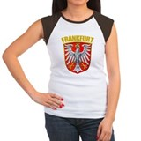 Frankfurt germany Women's Cap Sleeve T-Shirt
