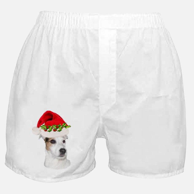 TOBE CHRISTMAS STOCKING Boxer Shorts