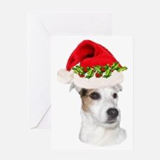 TOBE CHRISTMAS STOCKING Greeting Card
