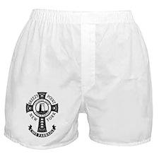 Black Logo Boxer Shorts