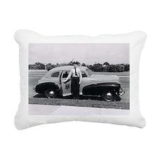 yc1 Rectangular Canvas Pillow