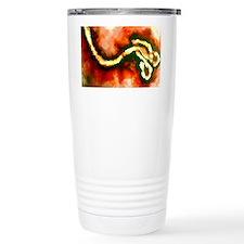 Ebola Zaire Travel Mug