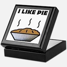 Pie small Keepsake Box