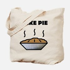 Pie Tote Bag