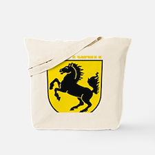 Stuttgart (gold) Tote Bag