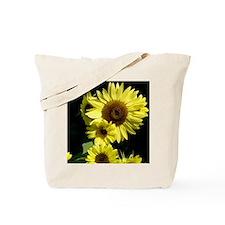 Sunflower 17M Yellow Summer Sun Flowers a Tote Bag
