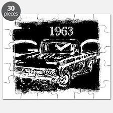 1963 GMC c2500 Pickup Puzzle