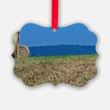 hay-card Ornament