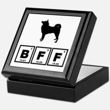 Finnish Spitz Keepsake Box