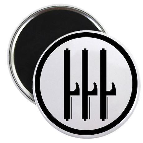 Kingdom of Italy Fascist Roundel Magnet