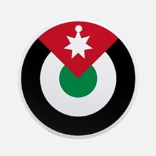 7x7-Roundel-Royal_Jordanian_Air_For Round Ornament