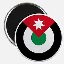 10x10-Roundel-Royal_Jordanian_Air_Force Magnet