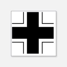 "5x5-Balkenkreuz Square Sticker 3"" x 3"""