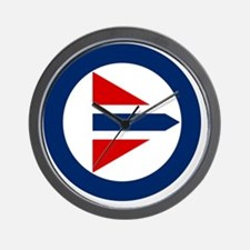 Royal Norwegian Air Force (RNoAF) Round Wall Clock