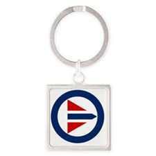 Royal Norwegian Air Force (RNoAF)  Square Keychain