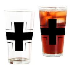 7x7-Balkenkreuz Drinking Glass