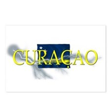 CURACAO Postcards (Package of 8)