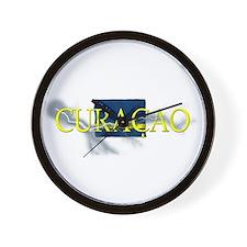 CURACAO Wall Clock