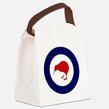 10x10-Rnzaf_roundel Canvas Lunch Bag
