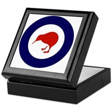 10x10-Rnzaf_roundel Keepsake Box