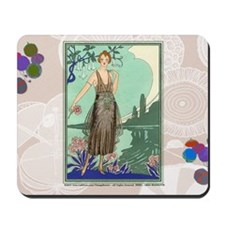 6 JUNE BONNOTTE - SIRENE Mousepad