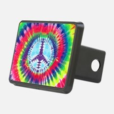 Spiral Peace Laptop Hitch Cover