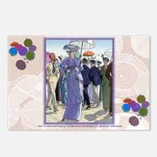 10 OCT BRISSAUD HOW BEAUT Postcards (Package of 8)