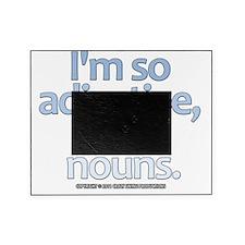 imsoadjective_darktshirt Picture Frame