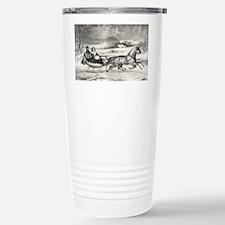 11x17_MiniPosterPrint_winterRoa Travel Mug