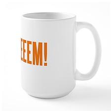 got heeeem! white Mug