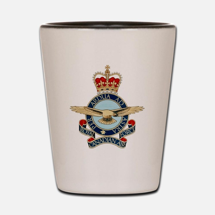 rcaf_emblem[1] Shot Glass