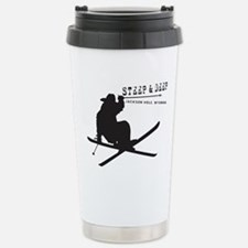 Ski Jackson Hole Travel Mug