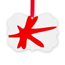 asterisk Ornament
