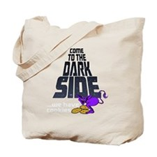 Come To The Dark Side-drk Tote Bag