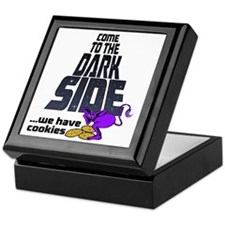 Come To The Dark Side Keepsake Box