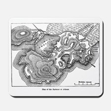 athensharborplan(pck1263) Mousepad