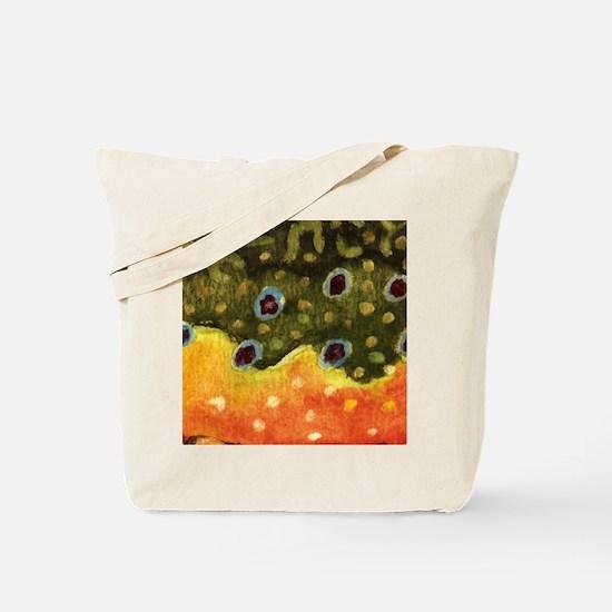 brook_skin_mouse Tote Bag