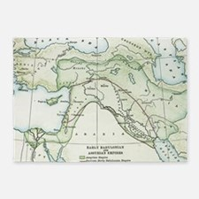 babylonianassyrianempiresearly(btsf 5'x7'Area Rug