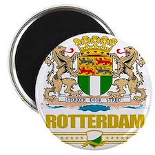 Rotterdam (Flag 10) Magnet