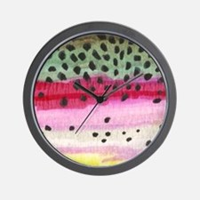 skin_sq Wall Clock