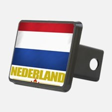 Netherlands (Flag 10) Hitch Cover