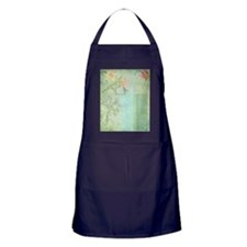Scrapbook collage Apron (dark)
