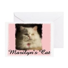marilynscattrans Greeting Card