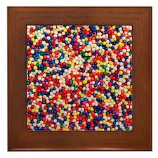 candy-sprinkles_ff Framed Tile