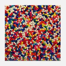 candy-sprinkles_ff Tile Coaster