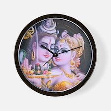 ShivaShakti Wall Clock